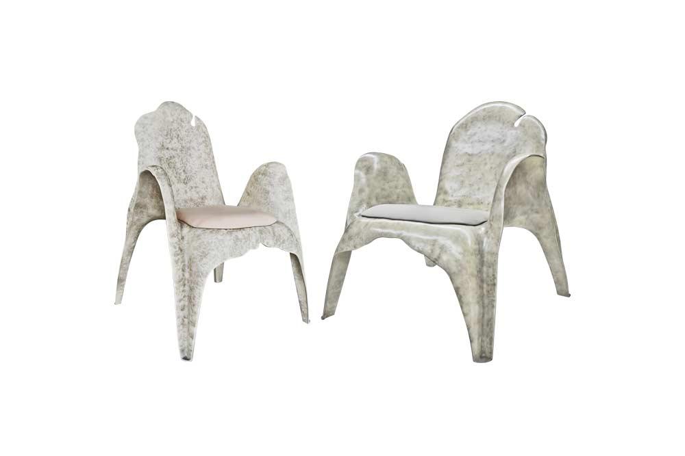 Cibelle Chair and Armchair