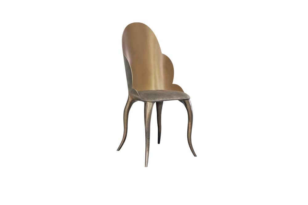 Cadeira Alta Luna em Stock
