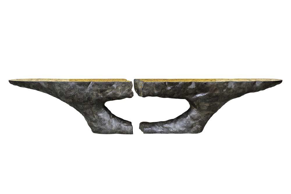 Consola Pompeia em Stock