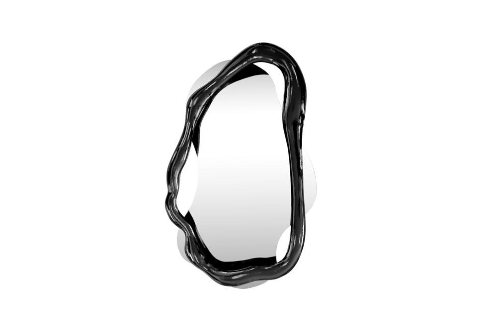 Espelho Twisted Grande em Stock