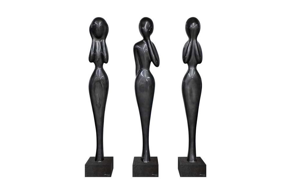Esculturas Wisdom em Stock