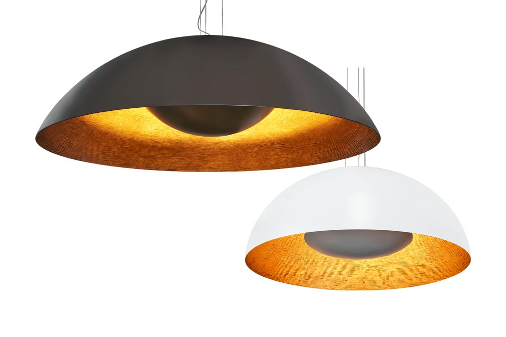 Splendor Suspension Lamps