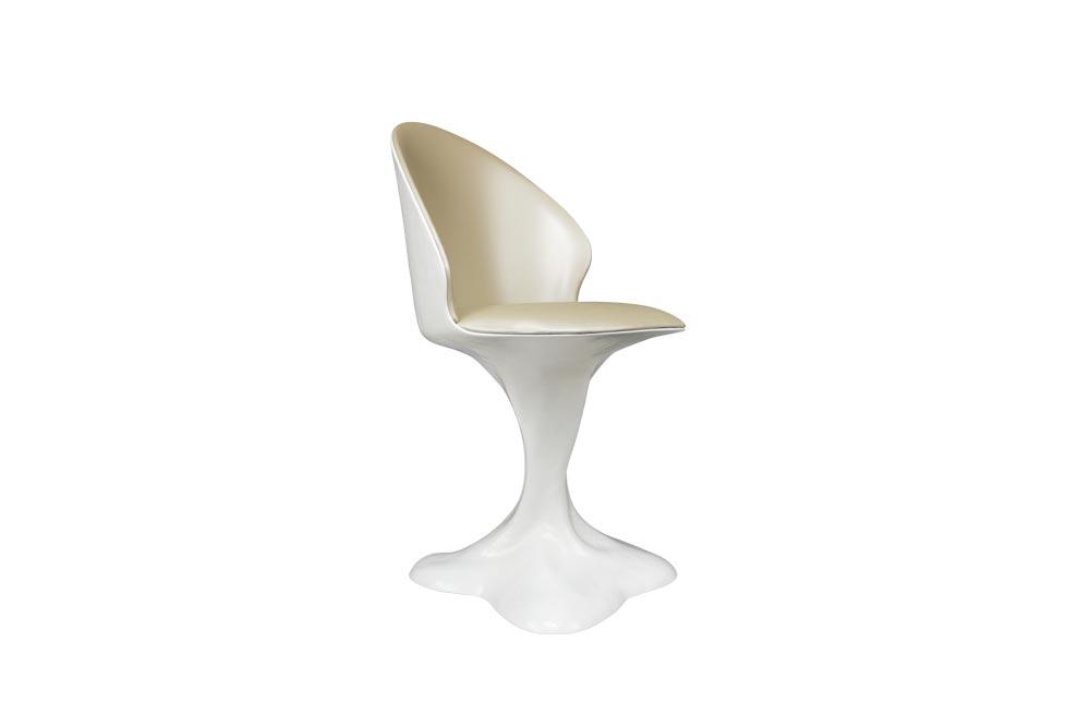 Flora Chair White